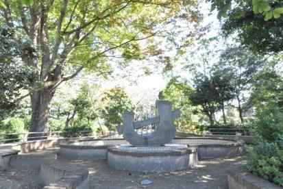練馬区立徳殿公園の画像2