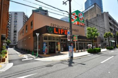 ライフ 堂島大橋店の画像1