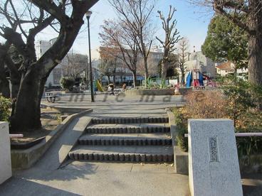 大口西公園の画像1