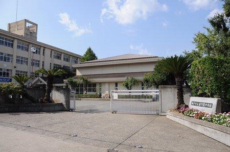 神戸市立本多聞中学校の画像