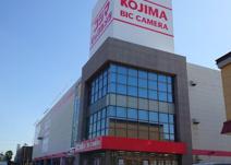 コジマ×ビックカメラ 新潟店