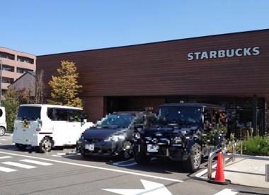 スターバックスコーヒー 新潟紫竹山店の画像1