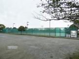 磐田市豊田ラブリバー公園テニスコート