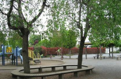 鍋ヶ谷戸児童公園の画像1