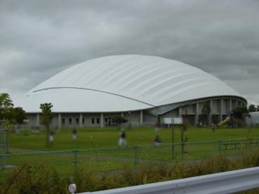 平賀総合運動施設屋内運動場の画像1