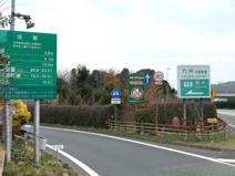 九州自動車道「熊本」IC