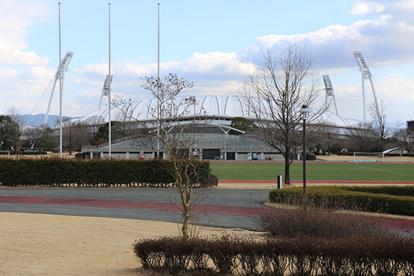 熊本県民総合運動公園の画像1