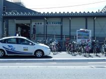 JR鹿児島本線「松橋」駅