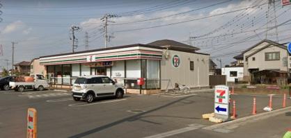 セブンイレブン 川越鯨井店の画像1