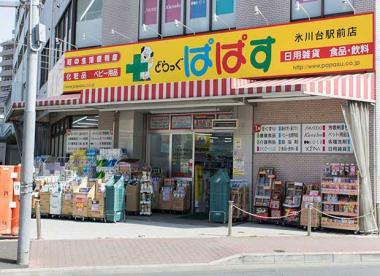 どらっぐぱぱす 氷川台駅前店の画像1