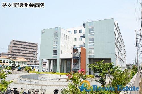 茅ヶ崎徳洲会病院の画像