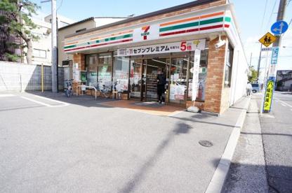セブン-イレブン 新潟明石店の画像1