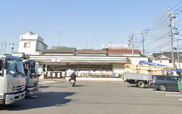 セブンイレブン 川崎登戸西店の画像1