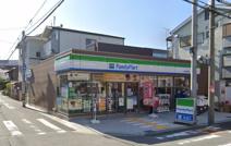 ファミリーマート駒川中野東店