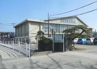 福山市立城北中学校の画像1
