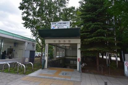 中島公園駅の画像1
