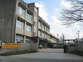 熊本市立錦ケ丘中学校の画像1