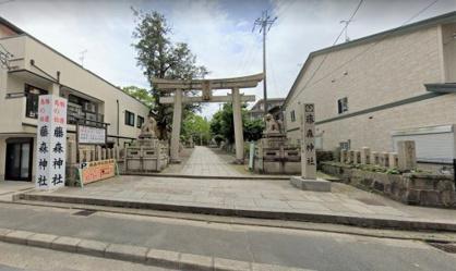 藤森神社の画像1