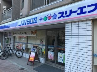 ローソン・スリーエフ 中野弥生町店の画像1