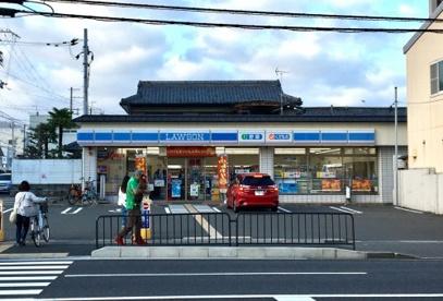 ローソン 四条西小路店の画像1
