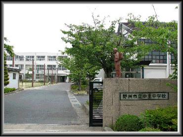 野洲市立中主中学校の画像1