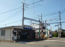 西鉄大牟田線 三沢駅
