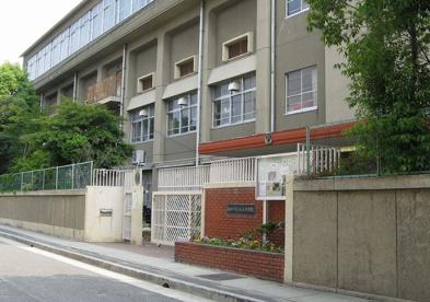 神戸市立鷹取中学校の画像1