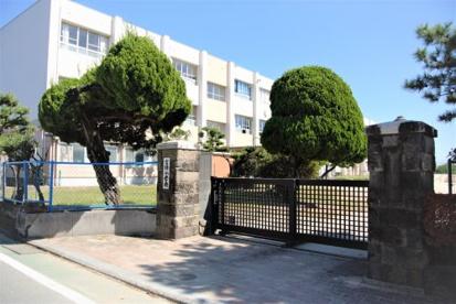 宮の陣小学校の画像1