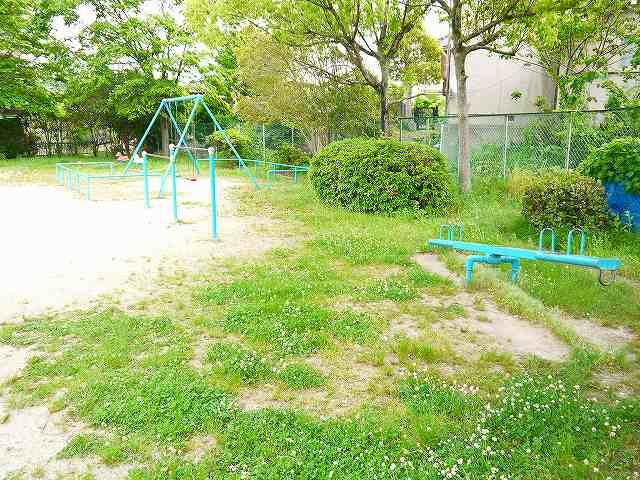 宝来一丁目児童公園の画像