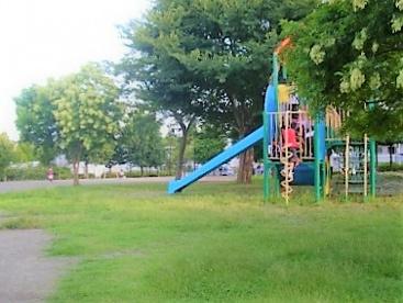 練馬区立関町風の道公園の画像1