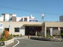西鉄大牟田線小郡駅