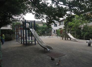幡ヶ谷新道公園の画像1