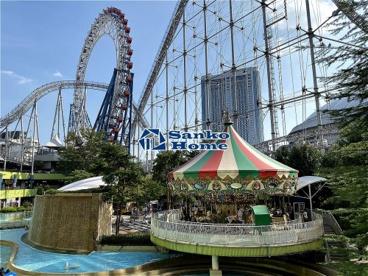 東京ドームシティ アトラクションズの画像1