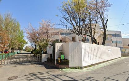 日高市立高萩中学校の画像1