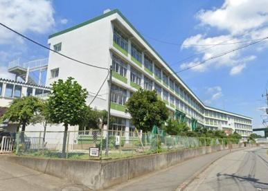 飯能市立加治中学校の画像1