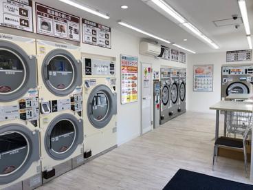 コインランドリー ウォッシュ&ダッシュ 宇保店の画像1