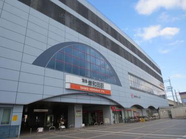 南海本線「岸和田」駅の画像1