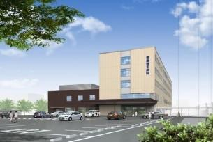 徳島健生病院の画像1