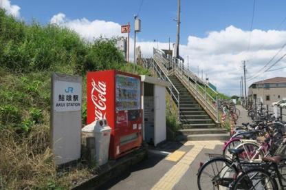 鮎喰駅の画像1