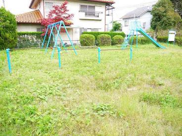 藤ノ木台第6号街区公園の画像1