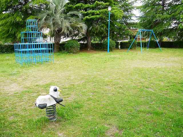 藤ノ木台第3号児童公園の画像