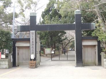 鎌倉市立御成小学校の画像1