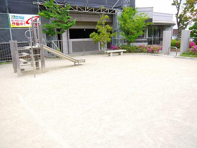 藤ノ木台第9号街区公園の画像