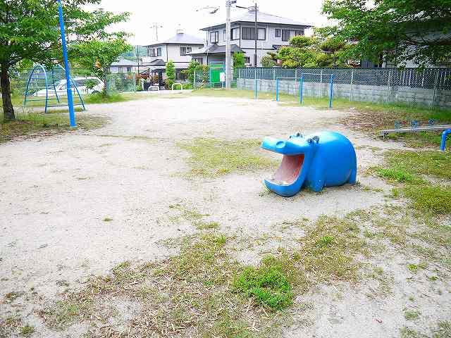 菅野台第一号街区公園の画像