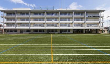 足立区立梅島第二小学校の画像1