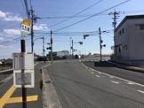 久万川橋バス停