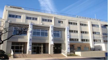 足立区立第九中学校の画像1