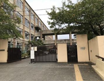 京都市立神川中学校の画像1