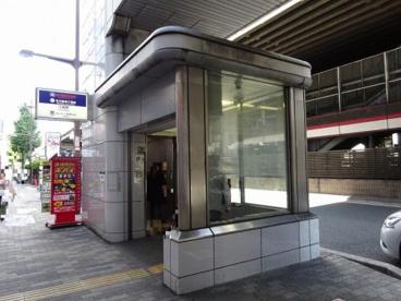 江坂駅 南口改札口の画像1