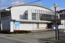 託麻スポーツセンター体育館